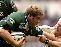 Reading, ENGLAND, Exiles David Paice, during the London Irish vs Saracens, Guinness Premiership Rugby, at the, Madejski Stadium, 06.05.2006, © Peter Spurrier/Intersport-images.com,  / Mobile +44 [0] 7973 819 551 / email images@intersport-images.com.