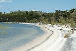 Beach Coastline, Palmarium, Ankanin'ny Nofy, Madagascar