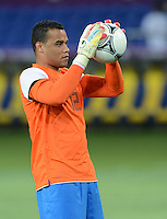 FUSSBALL  EUROPAMEISTERSCHAFT 2012   VORRUNDE Niederlande - Deutschland       13.06.2012 Torwart Michel Vorm (Niederlande)