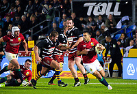 Ben Te'o in action during the 2017 DHL Lions Series rugby union match between the NZ Provincial Barbarians and British & Irish Lions at Toll Stadium in Whangarei, New Zealand on Saturday, 3 June 2017. Photo: Dave Lintott / lintottphoto.co.nz