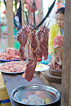 Meat In Local Market
