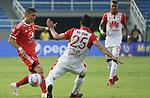 América igualó 0-0 ante Independiente Santa Fe. Fecha 3 Liga Águila II-2018.