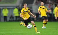 4. November 2011: Duesseldorf, Esprit-Arena: Fussball 2. Bundesliga, 14. Spieltag: Fortuna Duesseldorf - SG Dynamo Dresden: Dresdens Zlatko Dedic am Ball.