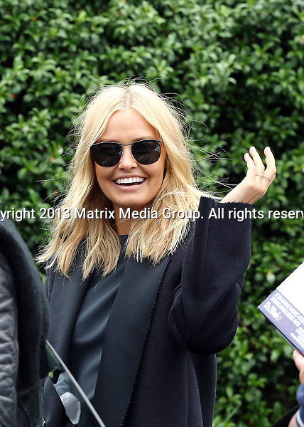 26 JANUARY 2014 SYDNEY AUSTRALIA<br /> <br /> NON EXCLUSIVE<br /> <br /> Lara Bingle pictured with her girlfriends Vicki Lee and Cara Landsman out and about in Bondi picking up some supplies for their Australia Day party. While at Liquor Store Lara bumped into Sally Obermeder and her daughter and stopped for a quick chat. <br /> <br /> *No internet without clearance*<br /> MUST CALL PRIOR TO USE .<br /> +61 2 9211-1088<br /> Matrix Media Group<br /> Note: All editorial images subject to the following: For editorial use only. Additional clearance required for commercial, wireless, internet or promotional use.Images may not be altered or modified. Matrix Media Group makes no representations or warranties regarding names, trademarks or logos appearing in the images.