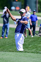 Tyrone Van Aswegen (RSA) reacts to his chip on 2 during round 1 of the Shell Houston Open, Golf Club of Houston, Houston, Texas, USA. 3/30/2017.<br /> Picture: Golffile   Ken Murray<br /> <br /> <br /> All photo usage must carry mandatory copyright credit (&copy; Golffile   Ken Murray)