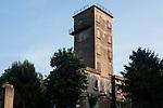 Venezia - Il Lido. Torre telegrafo.