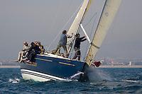 ESP8323 SAETTA III JAVIER MAESTRE.EDUARDO MAESTRE.ALHAMA.CASTELLON.GRAND.SOLEIL 40 GT - .61 Trofeo Magdalena - Cruceros - Real Club Náutico de Castellón - 1-2/3/2008 - Castellón, España
