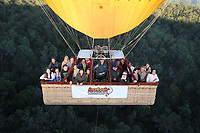 20170413 April 13 Hot Air Balloon Gold Coast