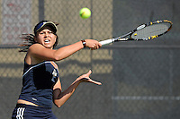 FIU Women's Tennis v. South Carolina (1/30/11)