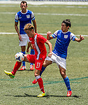 Kitchee vs HKFA U-21 during the Day 3 of the HKFC Citibank Soccer Sevens 2014 on May 25, 2014 at the Hong Kong Football Club in Hong Kong, China. Photo by Victor Fraile / Power Sport Images