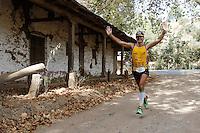 Corrida 2015 1ra corrida Laguna de Aculeo