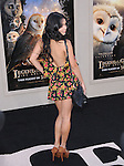 Vanessa Hudgens at Warner Bros. World Premiere of Legend of the Guardians: The Owls of Ga'Hoole held at The Grauman's Chinese Theatre in Hollywood, California on September 19,2010                                                                               © 2010 Hollywood Press Agency