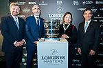 Media and Partners Gathering Event - Longines Masters of Hong Kong 2018