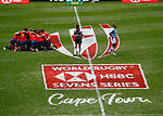 Day 1 at Cape Town 7s for HSBC World Rugby Sevens Series 2018, Cape Town, South Africa - Photos Martin Seras Lima
