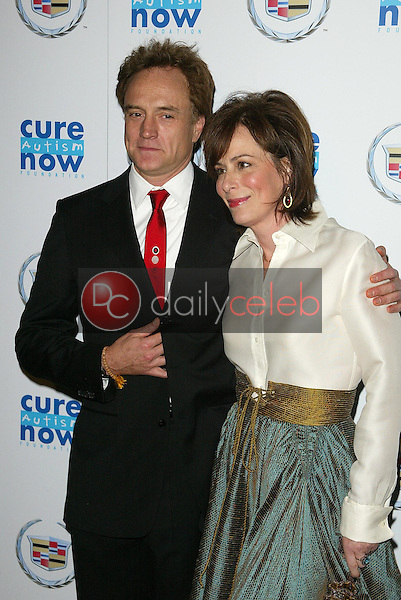 Bradley Whitford and Jane Kaczmarek<br />at Cure Autism Now's CAN:DO Gala. Regent Beverly Wilshire Hotel, Beverly Hills, CA. 11-06-05<br />Jason Kirk/DailyCeleb.com 818-249-4998