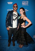 LOS ANGELES, CA - OCTOBER 27: Lyndon Smith, Guest at the Fourth Annual UNICEF Masquerade Ball Los Angeles at Clifton's Cafeteria in Los Angeles, California on October 27, 2016. Credit: Faye Sadou/MediaPunch