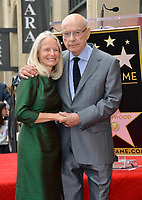LOS ANGELES, CA. June 07, 2019: Alan Arkin & Suzanne Newlander Arkin at the Hollywood Walk of Fame Star Ceremony honoring Alan Arkin.<br /> Pictures: Paul Smith/Featureflash