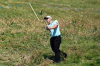 Paul Dunne (IRL) on the 9th during Round 1 of the HNA Open De France at Le Golf National in Saint-Quentin-En-Yvelines, Paris, France on Thursday 28th June 2018.<br /> Picture:  Thos Caffrey | Golffile