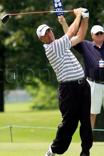 June 13, 2009:  Patrick Sheehan in action during the third round of the St. Jude Classic, held at TPC Southwind in Memphis, Tennessee..(Photo: Danny Murphy/ActionPlus) UK Editorial Licenses Only