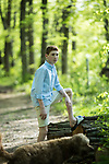 Issac's Pre-Bar Mitzvah Portraits in the Rockefeller Preserve.<br /> <br /> Party Venue:  Life: The Place To Be<br /> Temple:  Shaaray Tefila, Bedford, New York