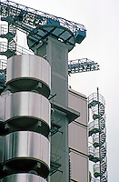 Richard Rodgers: Lloyd's, London. 1981-86. Detail.