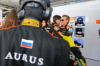 #26 G-DRIVE RACING (RUS) AURUS 01 GIBSON LMP2 ROMAN RUSINOV (RUS) JOB VAN UITERT (NLD)