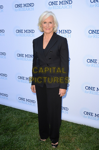 Glenn Close.Circle Of Hope Dinner And Entertainment Gala held at Beverly Hills Hotel, Beverly Hills, California, USA..September 19th, 2012.full length black blazer trousers suit.CAP/ADM/TW.©Tonya Wise/AdMedia/Capital Pictures.