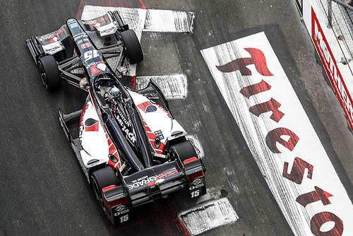2017 Verizon IndyCar Series<br /> Toyota Grand Prix of Long Beach<br /> Streets of Long Beach, CA USA<br /> Saturday 8 April 2017<br /> Graham Rahal<br /> World Copyright: Michael L. Levitt<br /> LAT Images<br /> <br /> ref: Digital Image levitt-0417-lbgp_04851