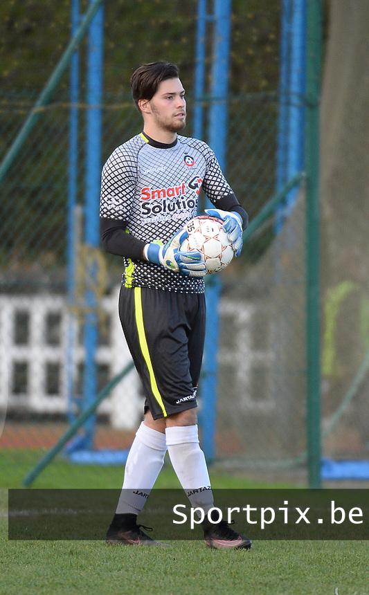 FC Izegem :<br /> Olivier Djerdi<br /> Foto VDB / Bart Vandenbroucke
