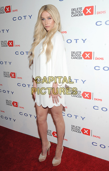 New York, NY- April 16:  Kesha attends the 9th Annual Delete Blood Cancer Gala at Cipriani Wall Stret on April 16, 2015 in New York City. <br /> CAP/MPI/STV<br /> &copy;STV/MPI/Capital Pictures