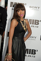 Lil Mama at the Men In Black 3 premiere at The Ziegfeld Theater in New York City. May 23, 2012. © Kristin Driscoll/MediaPunch Inc.