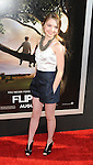 "HOLLYWOOD, CA. - July 26: Sammi Hanratty arrives at the ""Flipped"" Los Angeles Premiere at ArcLight Cinemas Cinerama Dome on July 26, 2010 in Hollywood, California."