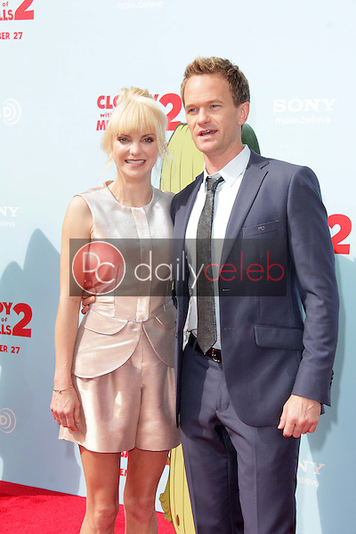 Anna Faris, Neil Patrick Harris<br />