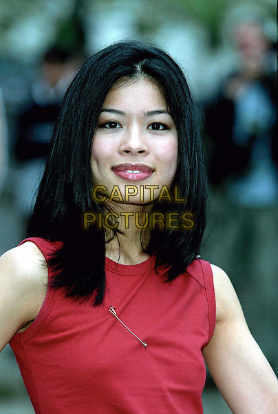 "VANESSA MAE..At Trafalgar Square To Launch Her New Album ""Subject To Change"" And To Raise Funds For RSPCA..Ref: IJ(CD)..headshot, portrait..www.capitalpictures.com..sales@capitalpictures.com..©Capital Pictures.."