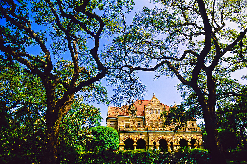Mansion on St. Charles Avenue, New Orleans, Louisiana USA