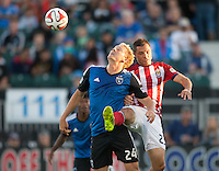 San Jose Earthquakes vs Chivas USA, July 2, 2014