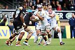 Bath's Leroy Houston - Rugby Union - 2014 / 2015 Aviva Premiership - Wasps vs. Bath - Adams Park Stadium - London - 11/10/2014 - Pic Charlie Forgham-Bailey/Sportimage