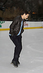 Ryan Bradley on ice at Skating with the Stars - a benefit gala for Figure Skating in Harlem in its 17th year is celebrated with many US, World and Olympic Skaters honoring Michelle Kwan and Jeff Treedy on April 7, 2014 at Trump Rink, Central Park, New York City, New York. (Photo by Sue Coflin/Max Photos)