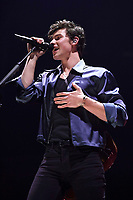 APR 18 Shawn Mendes performing at O2 Arena, London