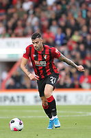 Diego Rico of Bournemouth runs with the ball during the Premier League match between Bournemouth and Norwich City at Goldsands Stadium on October 19th 2019 in Bournemouth, England. (Photo by Mick Kearns/phcimages.com)<br /> Foto PHC/Insidefoto <br /> ITALY ONLY