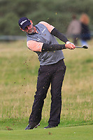 Paul Waring (ENG) on the 16th during Round 4 of the Alfred Dunhill Links Championship 2019 at St. Andrews Golf CLub, Fife, Scotland. 29/09/2019.<br /> Picture Thos Caffrey / Golffile.ie<br /> <br /> All photo usage must carry mandatory copyright credit (© Golffile | Thos Caffrey)