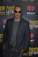 MIAMI, FL - NOVEMBER 05: Shemar Moore attends iHeartRadio Fiesta Latina at American Airlines Arena on November 5, 2016 in Miami, Florida.Credit: MPI10 / MediaPunch
