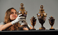 Nice Little Urner...selection of rare antique urns are expected to sell for thousands of pounds