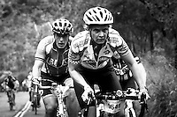 Photagraphs from Bicycle Queensland's 2012 Mt Coot-tha Challenge. <br />