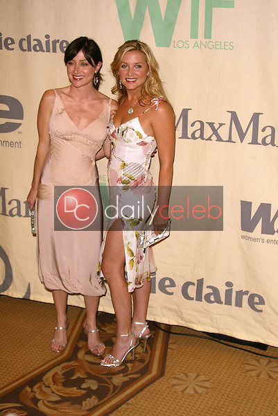 Sasha Alexander and Jessica Capshaw