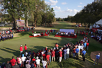 A general view at prizegiving after the final round of the Magical Kenya Open, Karen Country Club, Nairobi, Kenya. 17/03/2019<br /> Picture: Golffile | Phil Inglis<br /> <br /> <br /> All photo usage must carry mandatory copyright credit (&copy; Golffile | Phil Inglis)