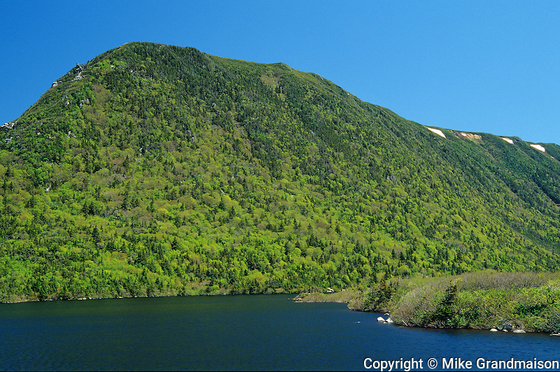 Mountains and pond<br /> Codroy Pond<br /> Newfoundland <br /> Canada