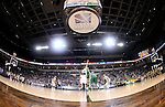 SIOUX FALLS, SD - MARCH 10: North Dakota State and South Dakota State tip off for the Summit League Championship game Tuesday at the Denny Sanford Premier Center in Sioux Falls, SD. (Photo by Dave EggenInertia)