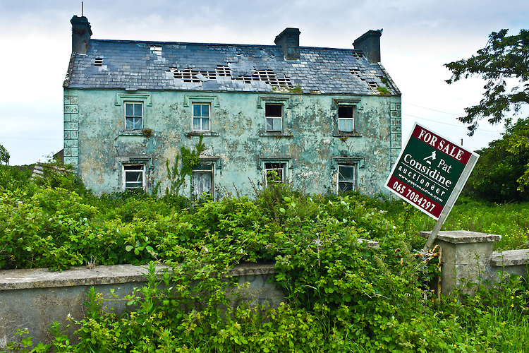 Derelict Property For Sale County Clare Ireland Tim Graham