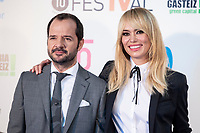 Angel Martin and Patricia Conde attends to presentation of new comedian schedule of #0 during FestVal in Vitoria, Spain. September 06, 2018. (ALTERPHOTOS/Borja B.Hojas) /NortePhoto.com NORTEPHOTOMEXICO